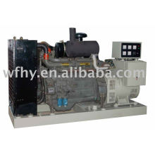 Generador eléctrico de 110KW impulsado por el motor Deutz