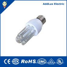 Energy Star Warm White SMD lâmpada de poupança de energia LED