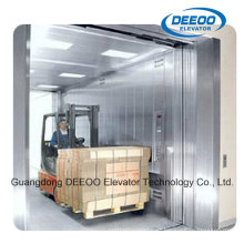 Safety Freight Elevator with Machine Room