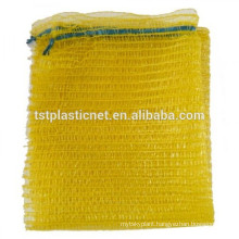 Circular Wire Green Pe Mesh Bag For Fruit Tree/green Date Mesh Bag
