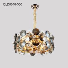 modern golden chandelier decorative indoor lighting