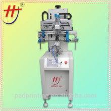 High Precise Plastic Bottle Printing Machine for Cylindrical articles Glass Bottle Screen Printing Machine