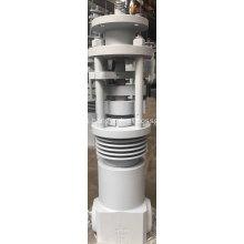 Válvula de globo de alta presión de acero forjado