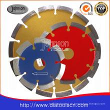 Circular Diamond Crack Chaser Sägeblatt für Wall Grooving