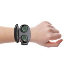 Bluetooth Earphone 5.0 TWS Earbuds Sport Business Wristband