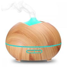 Diffuseur ultrasonique portatif ultrasonique de brume de 400ml en bois