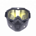 Riding Sport safety  Masks goggles motocross