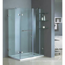 Frameless Swing Shower Cubicle Hg-1782