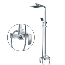 G143 Wholesale bathroom wall faucet, brass sanitary ware