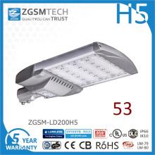 2016 Zgsm más económico 200W LED luz de área