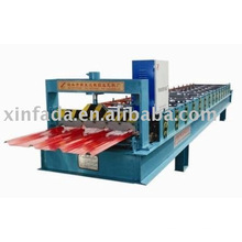 840 glazed tile roll forming machine