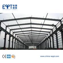 Estructura de acero del fabricante profesional para Wareshouse