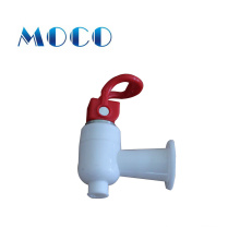 9 year experience manufacturer supply red/blue plastic water dispenser faucet