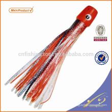 SKL016-5 соленой воды большая игра рыбалка троллинг приманки юбки высокой поразить различные цвета