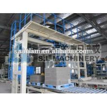 Máquinas de tijolos pequenas vendas de máquinas industriais rentáveis na Argélia