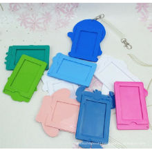 New Arrival Hotel Fluorescent PVC Luggage Tag