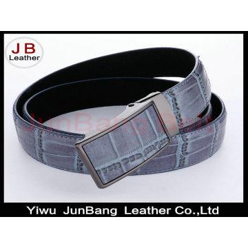 New Fashion Genuine Crocodile Leather Belts