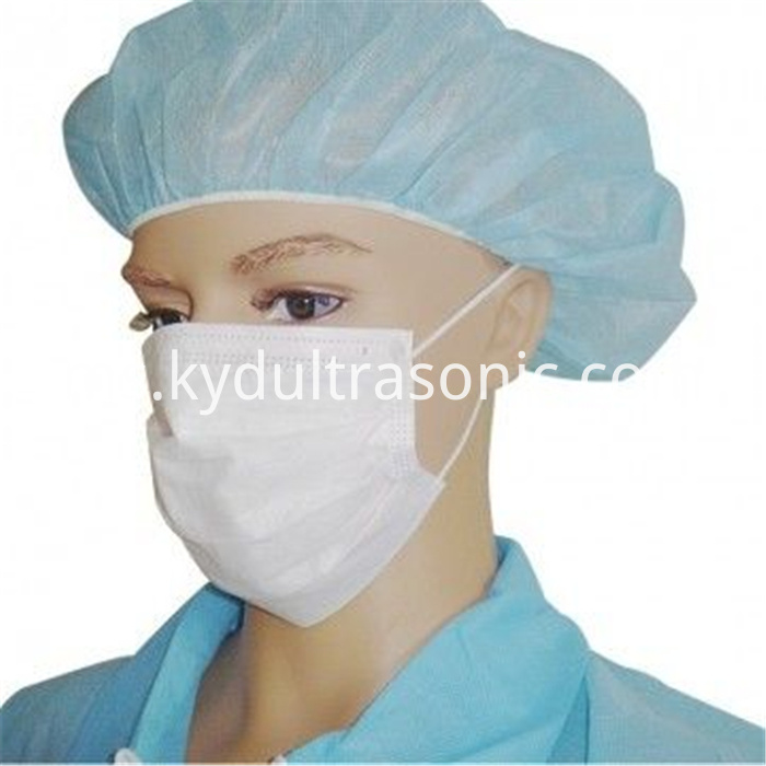 3-layer outer earloop mask machine