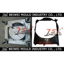 Molde de la envoltura del ventilador del radiador de la inyección modificada para requisitos particulares