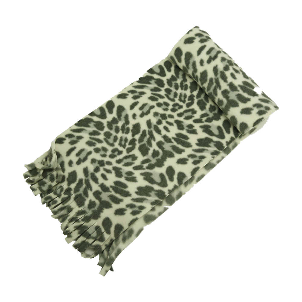 Bästsäljande Double Polar Fleece Neck Scarves