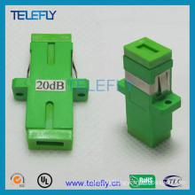 Sc/APC Fiber Optic Attenuator