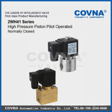 low price 250 bar High pressure solenoid valve for water