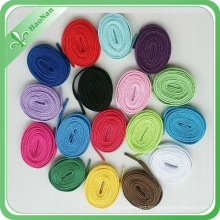 Polyester Multicolored Customized New Type Hollow Shoelace for Shoes