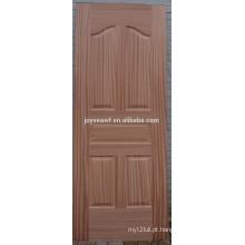 A fábrica de material de porta de especialidade para produzir a pele de porta de alta qualidade de poliéster