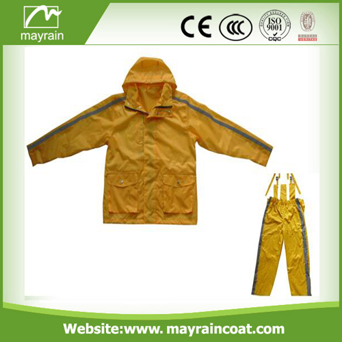 Working Rain Suit