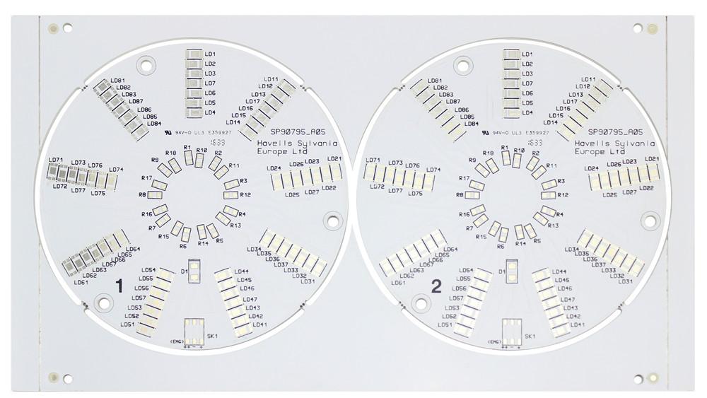 1 6mm 1oz 1 0w Al Circuit Board