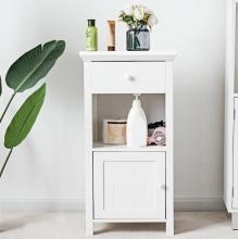Schmales Badezimmer-Ständer-alleiniges Kabinett