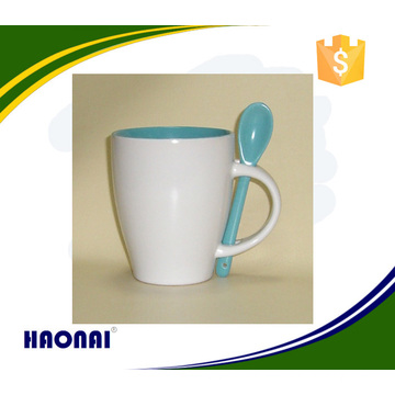 good quality customized ceramic mug with any color