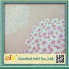 Dernières conceptions de papier peint en PVC de mode pour décoration intérieure et hôtel