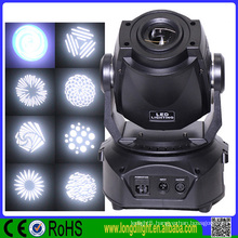 Small 60watt led moving head spot/spot moving head lights