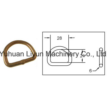1in D-Ring / Ratchet Tie Down Accessiories