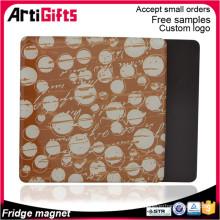 Wholesale cheap paper fridge magnet sticker