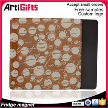 Оптовая дешевая бумага холодильник магнит наклейка