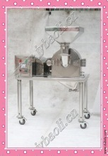 high speed superior white crystal sugar pulverizer