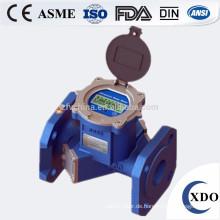 XDO UWM-15-300 industrielle Ultraschall-Impuls-Ausgang Wasser Durchflussmesser