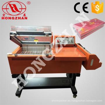 Máquina semiautomática 2 en 1 que encoge Hongzhan Bfs5540