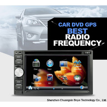 Car Video for Universal Double DIN DVD