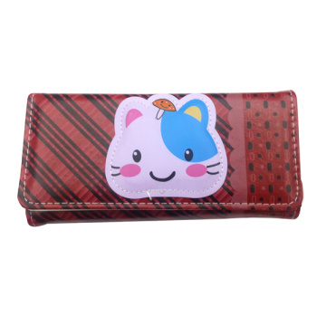 Cute cartoon characters wallet for girls