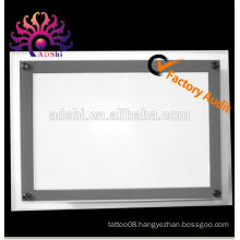Top high quality A4 acrylic tattoo light box