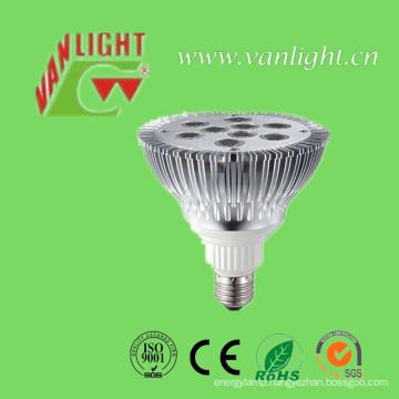 9W PAR38 LED Lampl