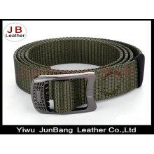 Men′s Nylon Tactical Military Belt Adjustable Webbing Belt