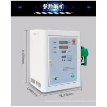 Dispensadores de combustible digitales chinos para la estación diesel de combustible móvil