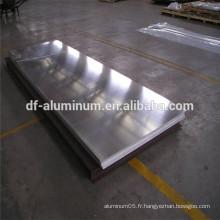 Fines tôles d'aluminium, feuille d'aluminium 5052, aluminium monté sur le sol,
