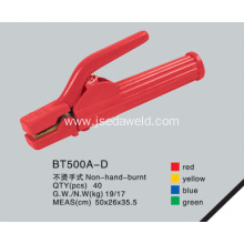 Non Hand Burnt Type Electrode Holder BT500A-D