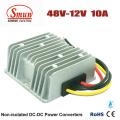 Convertidor de 48VDC a 12VDC 10A 120W DC-DC con IP68 a prueba de agua