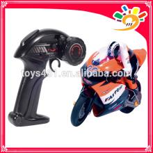 JXD 806 nouveaux produits 2.4G 4 canaux rc voiture 1:10 rc moteur sans balai moto RC